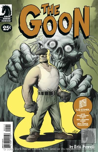 goon 777126 UPDATE: David Fincher Options Dark Horses The Goon